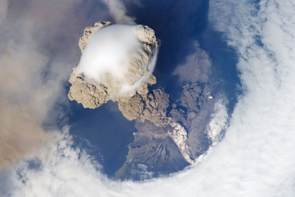 Sự phun trào núi lửa Tambora