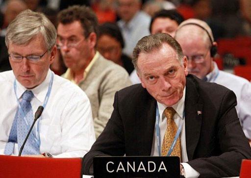 Canada từ bỏ thỏa thuận về biến đổi khí hậu