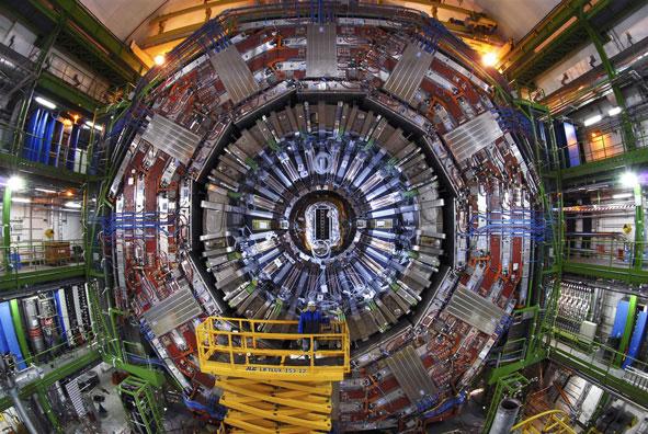 """Tuyên bố mới nhất từ CERN về """"hạt của Chúa"""""""