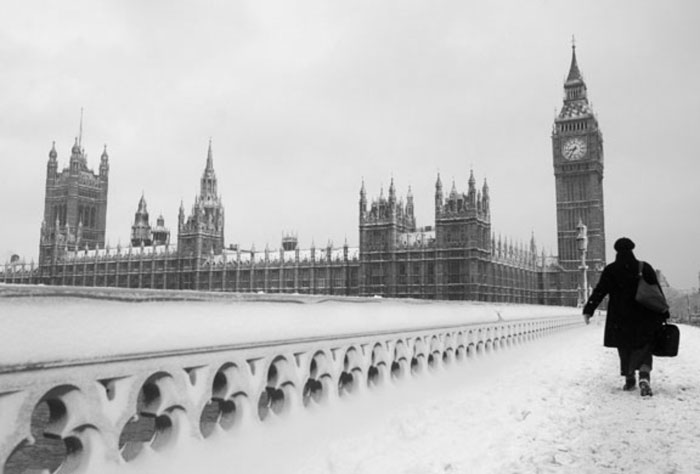 Anh: Mùa đông kéo dài bất thường là do hoạt động của mặt trời