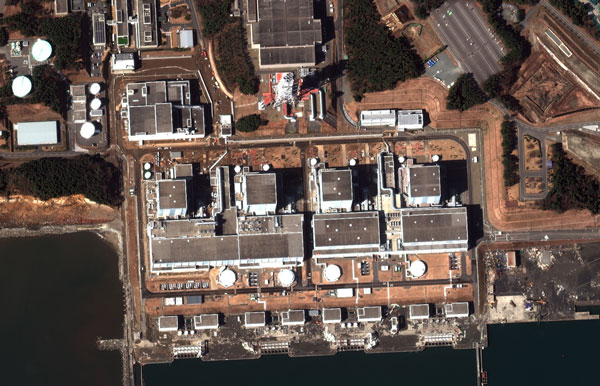 Chính thức đóng cửa nhà máy điện hạt nhân Fukushima