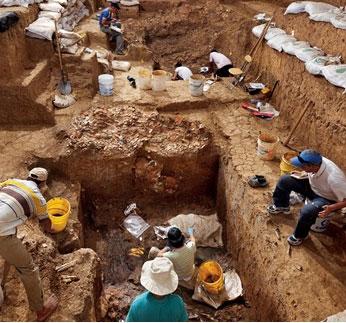 Phát hiện khu mộ vàng nghìn năm tuổi tại Panama