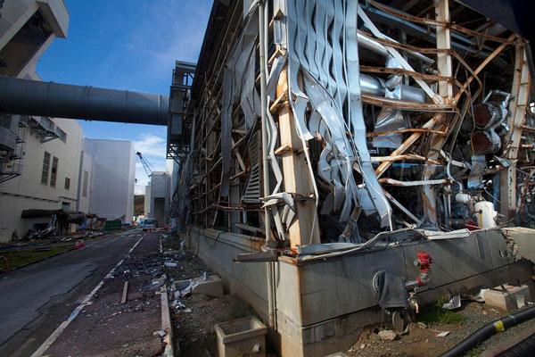 Lò hạt nhân ở Fukushima đạt trạng thái ổn định