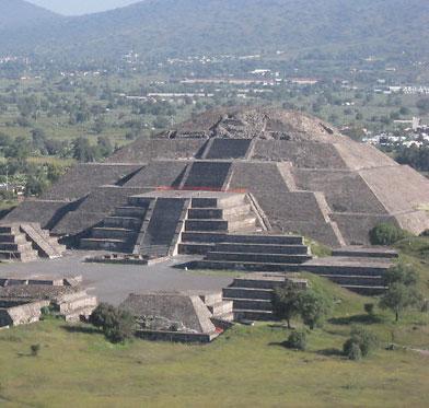 Bí mật bên trong Kim tự tháp Mặt trời