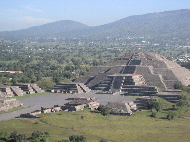 Rất nhiều điều bí ẩn vẫn tồn tại bên trong Kim tự tháp Mặt trời.