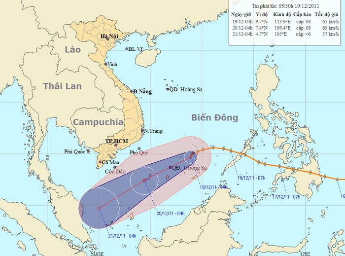 Philippines: Gần 500 người thiệt mạng vì bão Washi