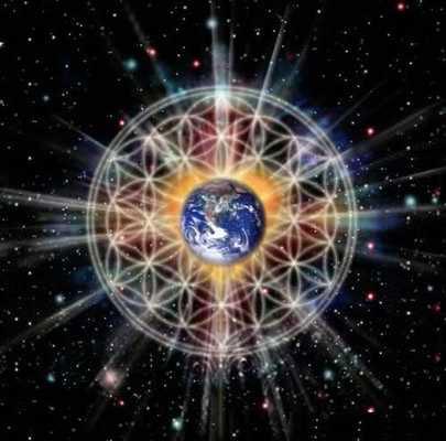 Tất cả mọi thứ mà khoa học hiện đại biết về các yếu tố và thực tế đều liên quan đến các khối đa diện đối xứng – xuất phát từ mô hình hoa của cuộc sống.