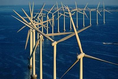Anh: Khởi động dự án trang trại điện gió