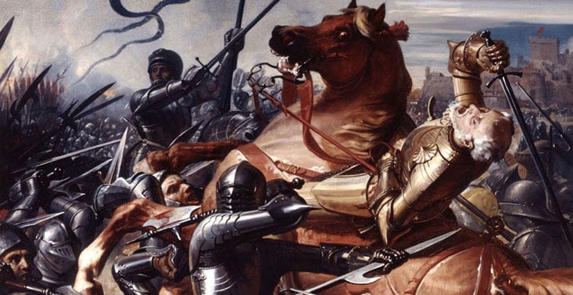 Cuộc sống kinh hoàng của Hiệp sĩ thời Trung cổ