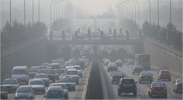 Ô nhiễm ở Trung Quốc có thể ảnh hưởng đến thời tiết Hoa Kỳ