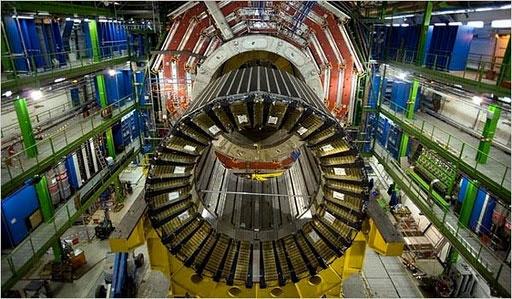 LHC tìm thấy loại hạt huyền thoại