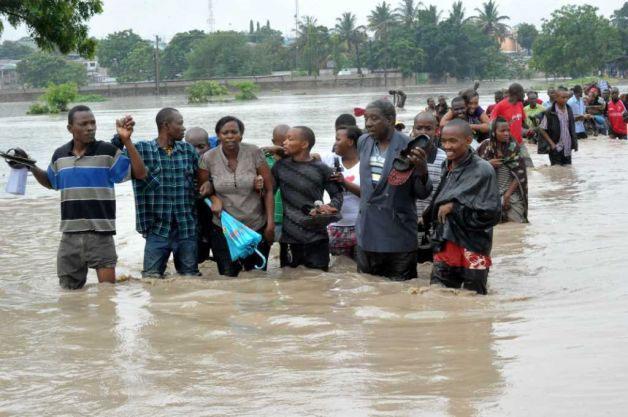 Tanzania đối mặt đợt lũ tồi tệ nhất trong 50 năm