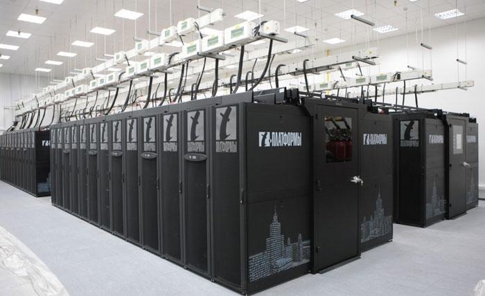 Nga đang xây dựng siêu máy tính 10 petaflop