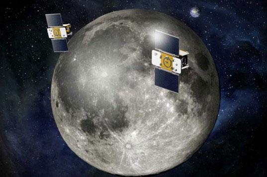 Hai tàu Mỹ sắp bay quanh mặt trăng