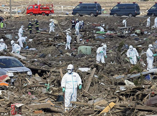 Nhật kết luận nguyên nhân sự cố Fukushima