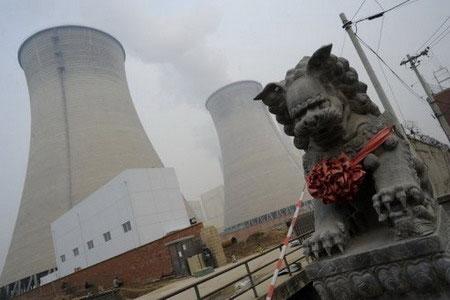 Trung Quốc sẽ xây dựng nhà máy điện đốt than lớn nhất châu Á vào trong 5 năm tới.