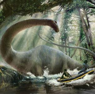 Huyền thoại về quái thú bí ẩn tại châu Phi