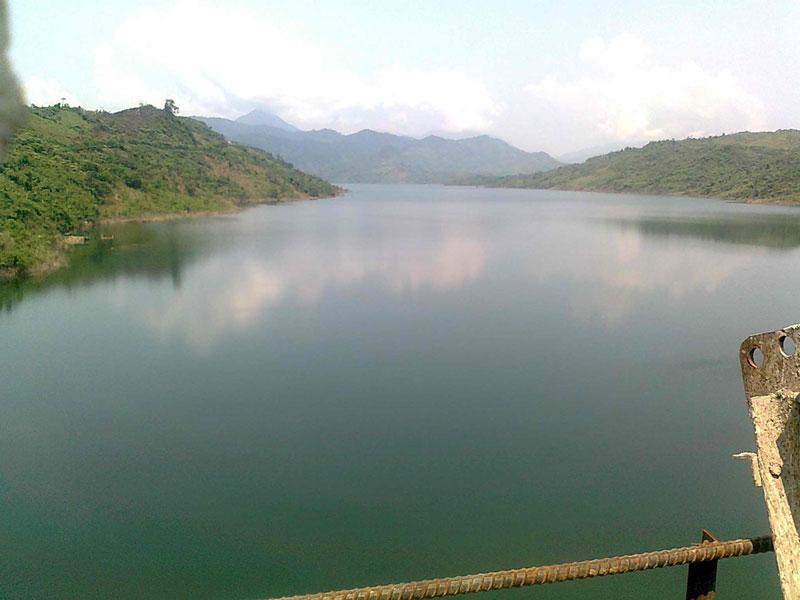 Hồ thủy điện Sông Tranh 2