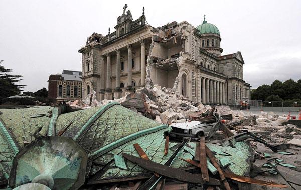 Động đất lại rung chuyển thành phố lớn thứ hai New Zealand