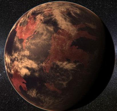 Phần mềm mới giúp tái hiện trái đất 240 triệu năm trước