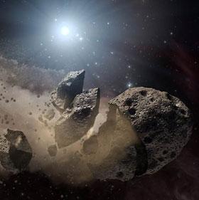 Khám phá kinh ngạc về sự hình thành của hành tinh
