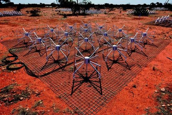 Kính thiên văn MWA