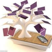 Video: Sạc pin cho điện thoại từ cây bonsai