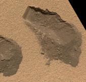 Phát hiện chất hữu cơ trên sao Hỏa