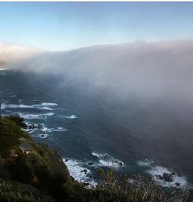 Phát hiện sương mù có chứa kim loại nặng