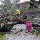 Bão lớn tấn công Philippines, 74 người thiệt mạng