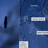 """""""Đảo ma Sandy"""" xuất hiện trên bản đồ là nhầm lẫn"""