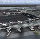 Sân bay chính của Thụy Điển bị tê liệt vì bão tuyết