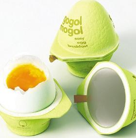 Hộp thông minh giúp làm chín trứng chỉ trong 2 phút