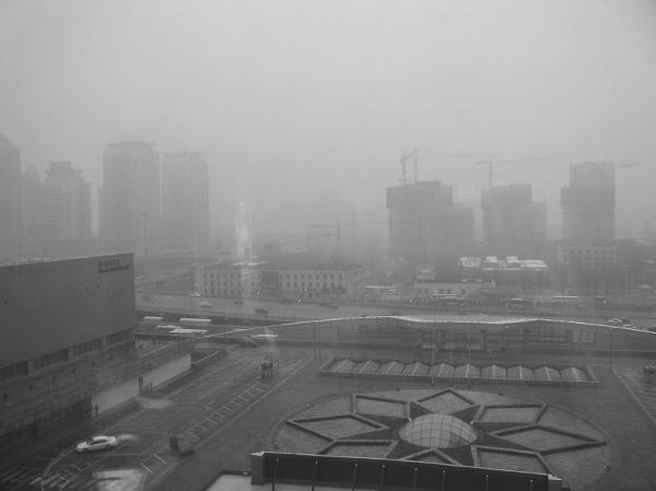 Tình hình ô nhiễm không khí ở châu Á ngày càng nghiêm trọng.