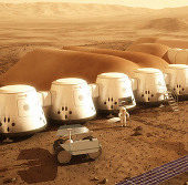Hơn 1000 người tình nguyện lên sao Hỏa sống