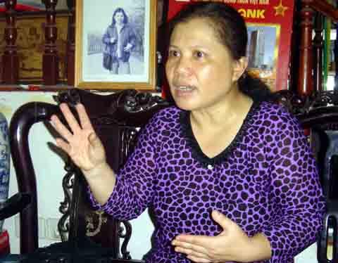 Tiến sĩ Nguyễn Ánh Hồng