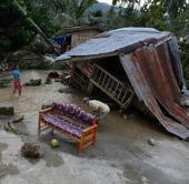 Người Philippines trong nỗi đau sau bão