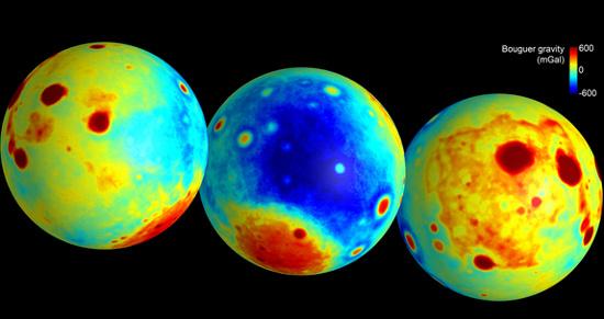 Mặt trăng vốn là một mảnh của trái đất?