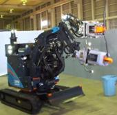 Hitachi ra mắt robot dọn dẹp nhà máy Fukushima