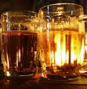 Chữa cảm cúm bằng bia