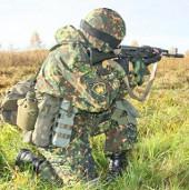 Quân phục Ratnik chống đạn bắn tỉa từ cự ly 10m