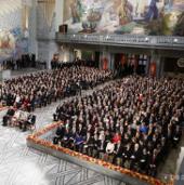 Liên minh châu Âu EU nhận giải Nobel Hòa bình 2012