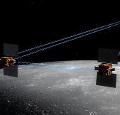 """Hai phi thuyền sắp lao xuống trăng để """"tự sát"""""""