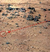 Video: Phát hiện chuột trên sao Hỏa?