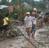 Số người chết vì bão ở Philippines vượt 1.000