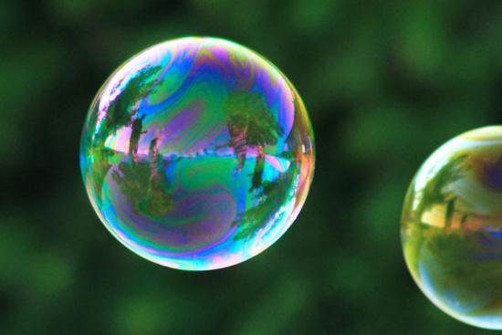 Bọt bong bóng