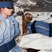 Đèn trị mất ngủ cho trạm không gian