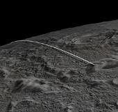 Video 2 vệ tinh lao xuống Mặt trăng