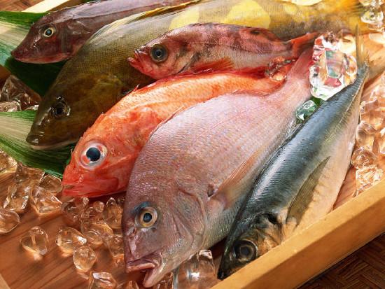 Cá ngừ, cá kiếm, tôm hùm chứa hàm lượng thủy ngân cao.