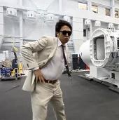 Video: Phi hành gia NASA nhảy Gangnam Style